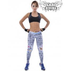 LEGGING CARTOON PATITO