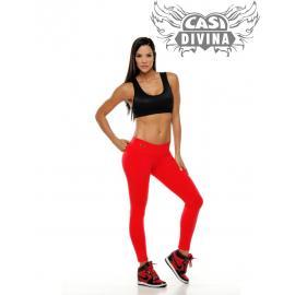 Legging deportivo monocolor